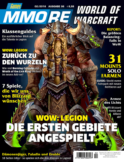 PC Games MMore - Februar 2016