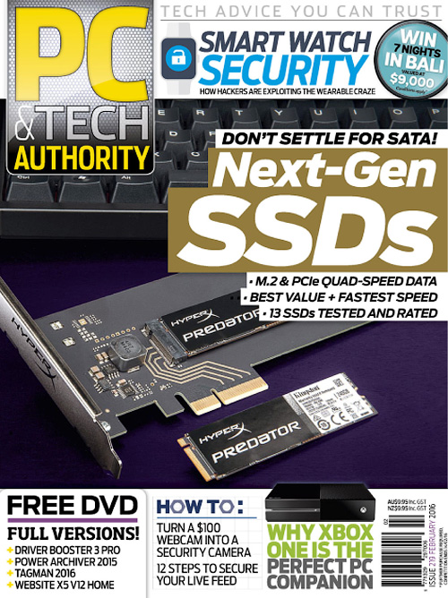 PC & Tech Authority - February 2016