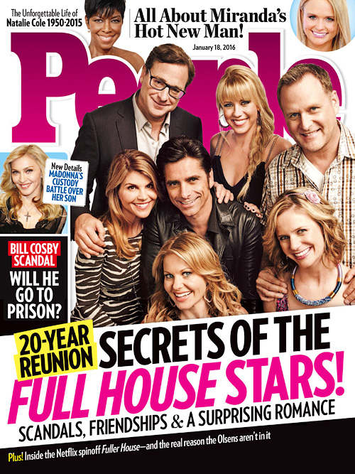 People USA - 18 January 2016
