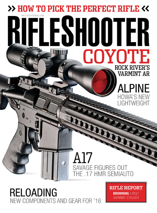 Petersen's RifleShooter - March/April 2016