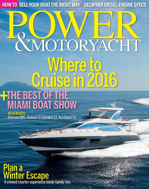 Power & Motoryacht - February 2016