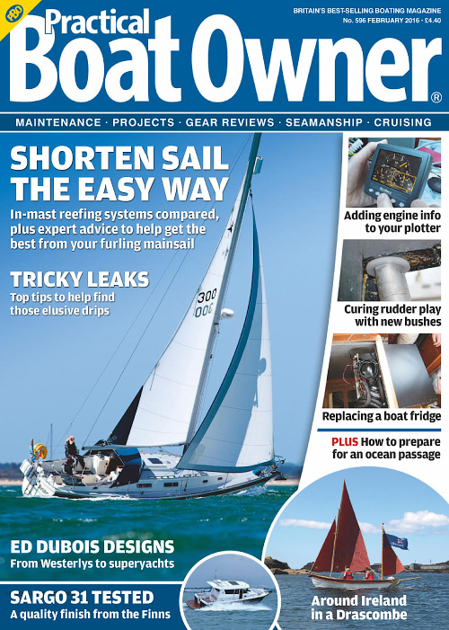 Practical Boat Owner - February 2016