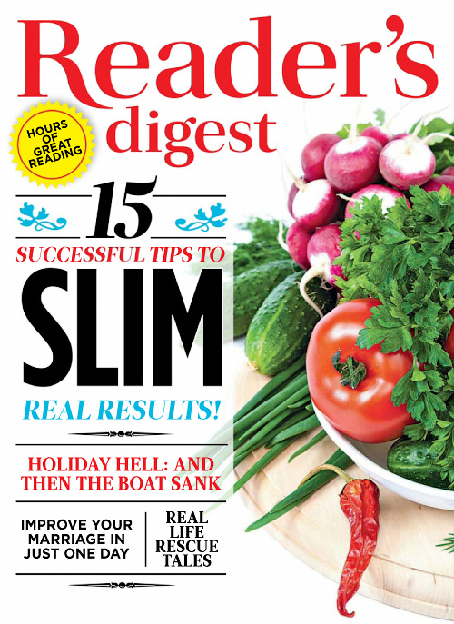 Reader's Digest International - January 2016