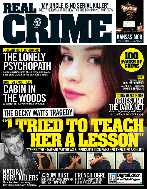 Real Crime - Issue 7, 2016