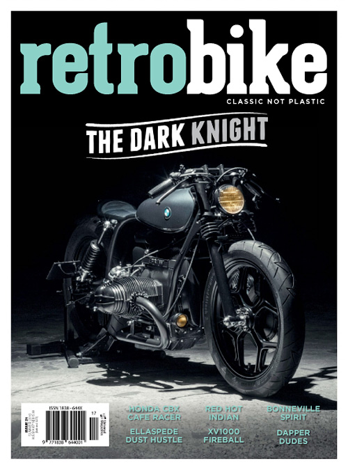 Retro & Classic Bike Enthusiast - Summer 2016