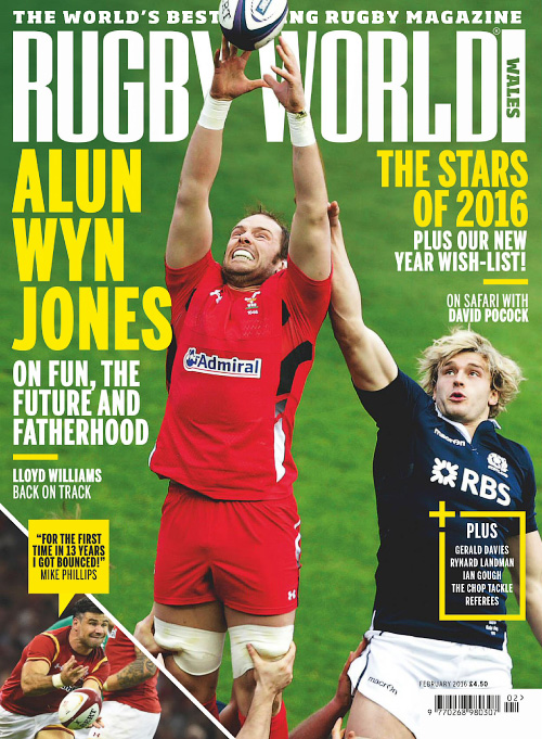 Rugby World - February 2016