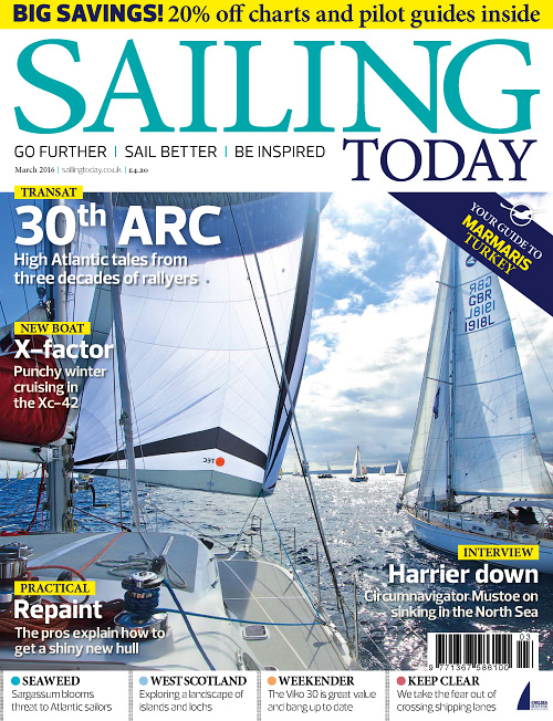 Sailing Today - March 2016