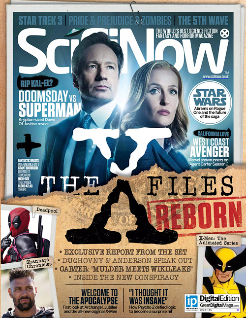 SciFi Now - Issue 115, 2016
