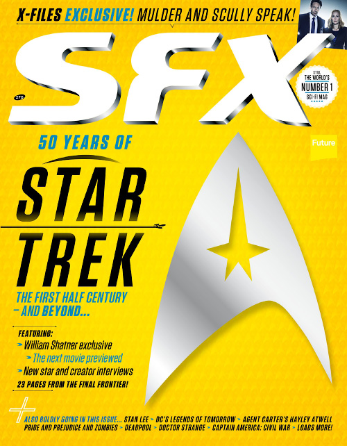 SFX - March 2016