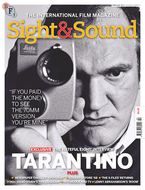 Sight & Sound - February 2016