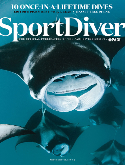 Sport Diver - March 2016