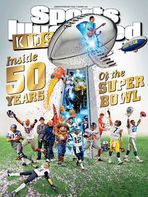Sports Illustrated Kids - January/February 2016