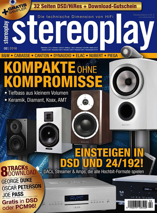 Stereoplay - Februar 2016
