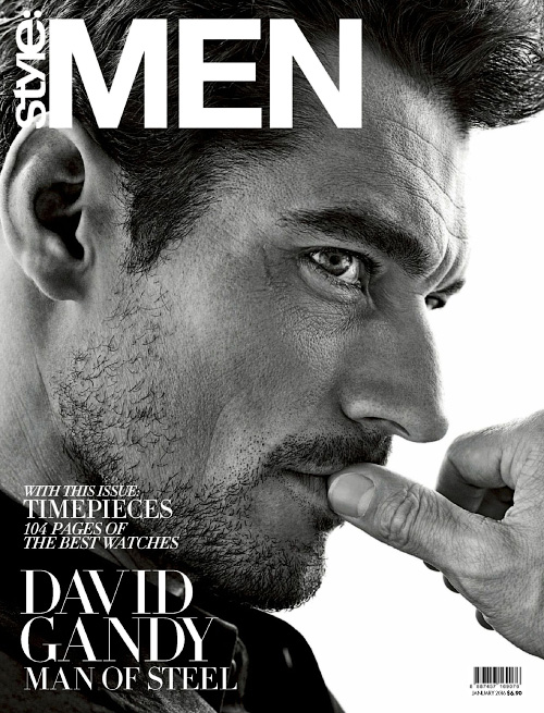 Style: Men - January 2016
