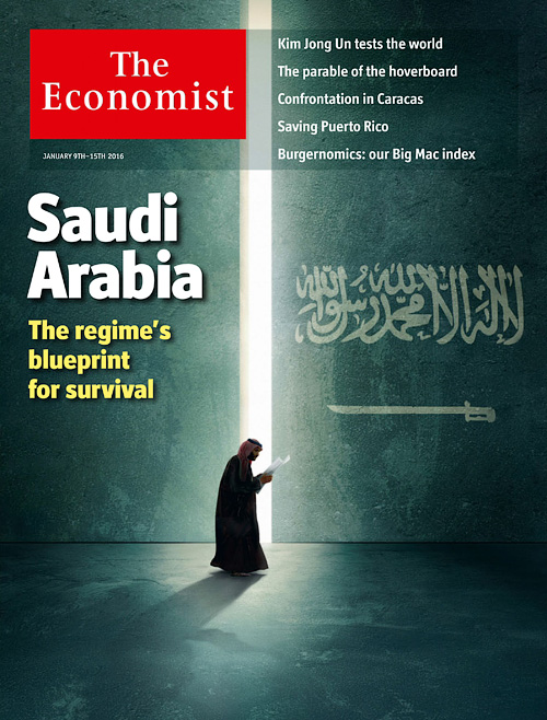 The Economist - 9 January 2016
