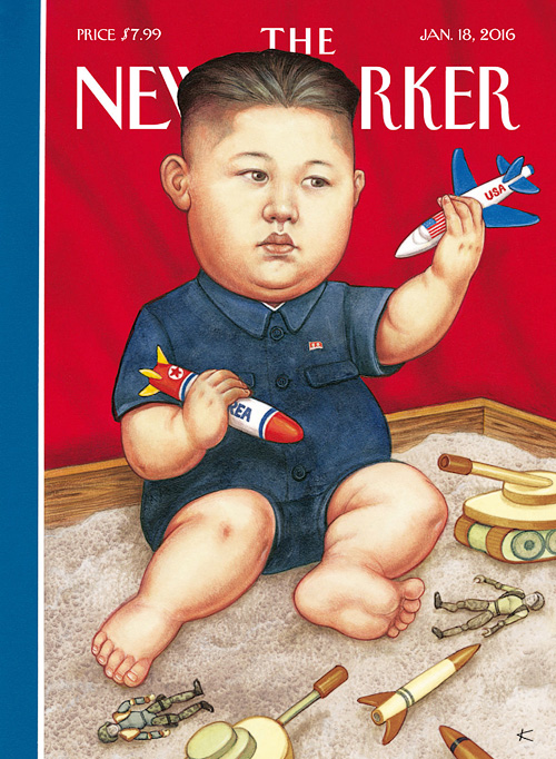 The New Yorker - 18 January 2016