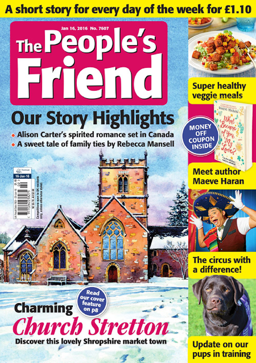 The People's Friend - 16 January 2016