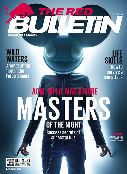 The Red Bulletin UK - February 2016
