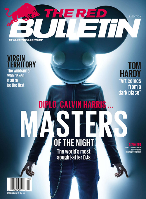 The Red Bulletin USA - February 2016