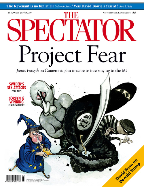 The Spectator - 16 January 2016