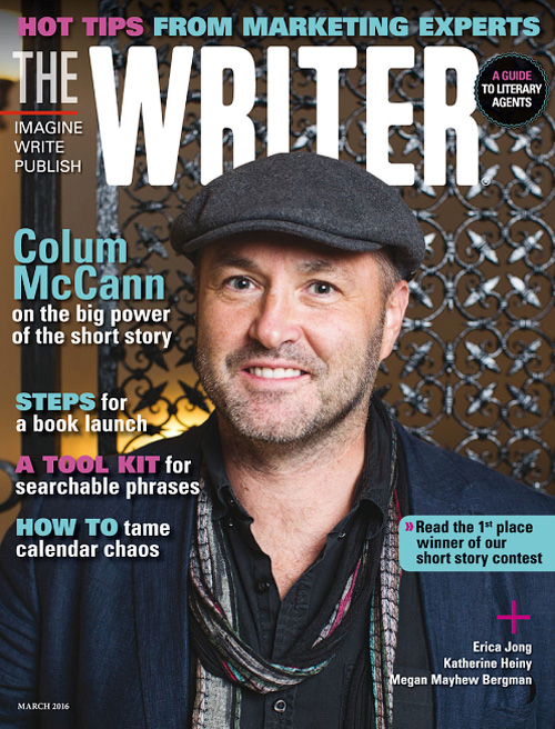 The Writer - March 2016