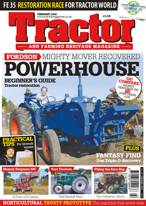 Tractor & Farming Heritage - February 2016