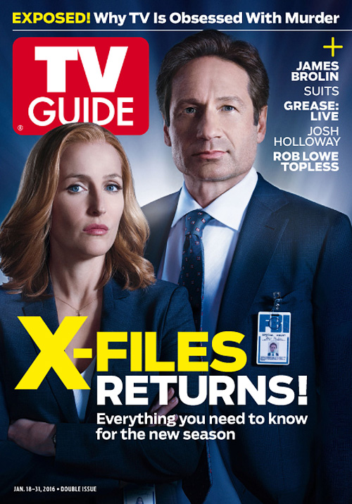 TV Guide USA - 18 January 2016