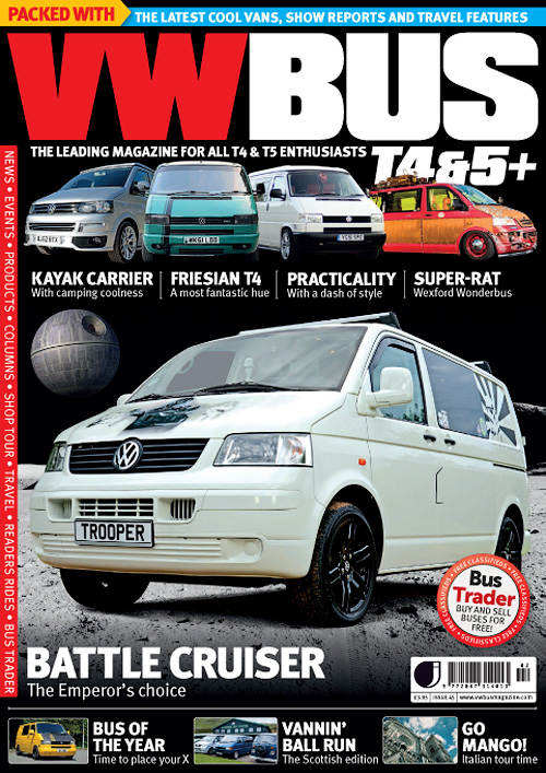 VW Bus T4&5+ - Issue 45, 2016