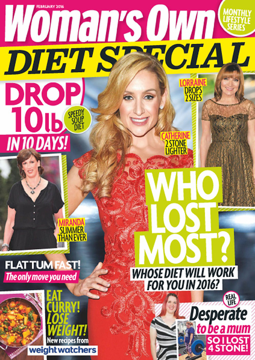 Woman's Own Diet Special - February 2016