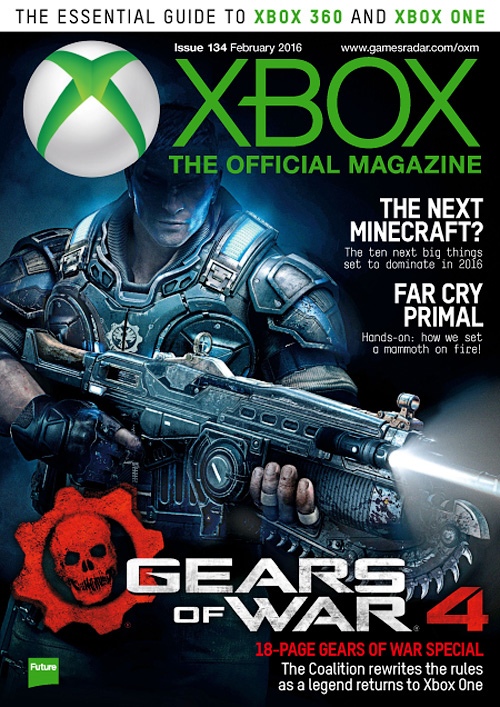 Xbox: The Official Magazine - February 2016