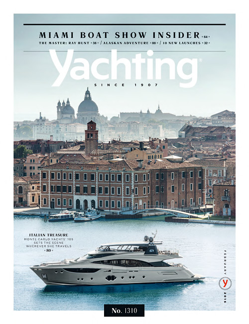 Yachting - February 2016