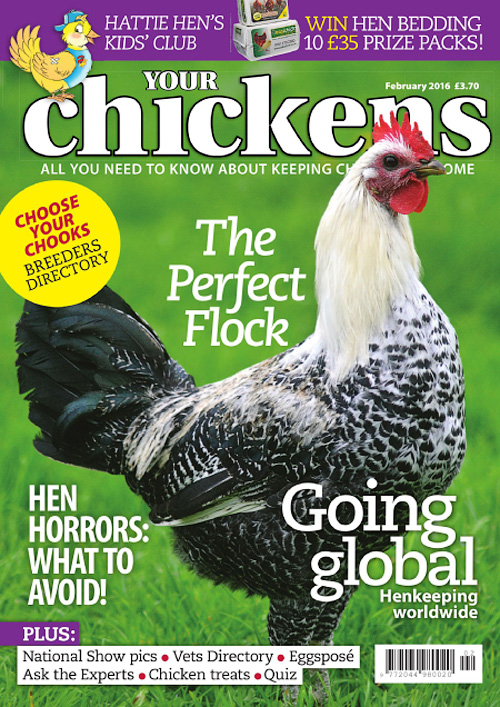 Your Chickens - February 2016