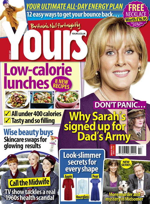 Yours - Issue 237, 2016