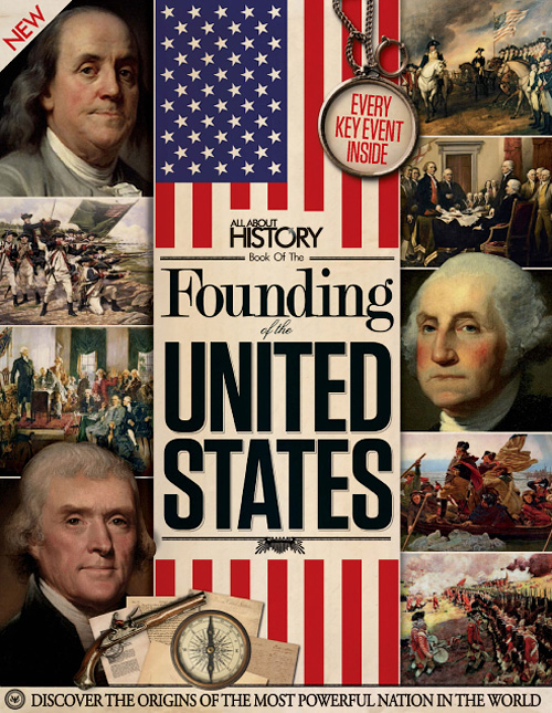 All About History - Book of the Founding of the United States Second Edition 2016