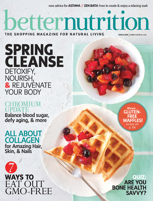 Better Nutrition - March 2016