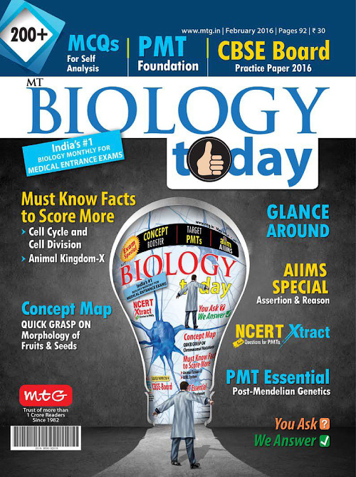 Biology Today - February 2016