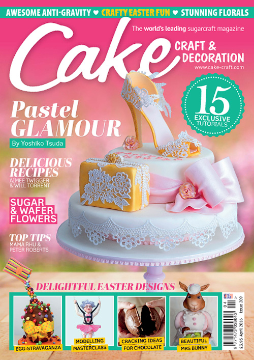 Cake Craft & Decoration - April 2016