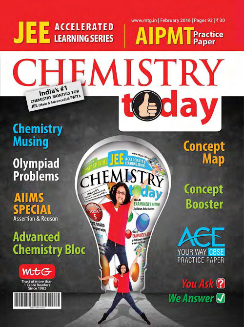Chemistry Today - February 2016
