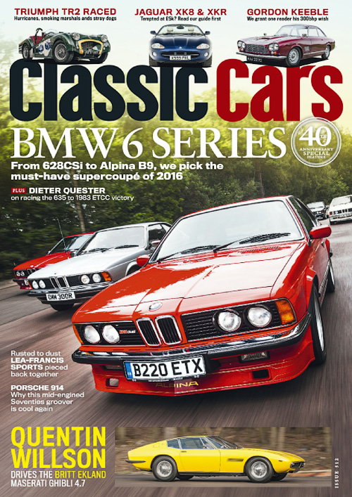 Classic Cars March Free Pdf Magazines For Ipad Iphone