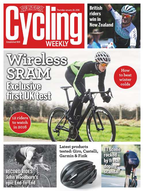 Cycling Weekly - 28 January 2016