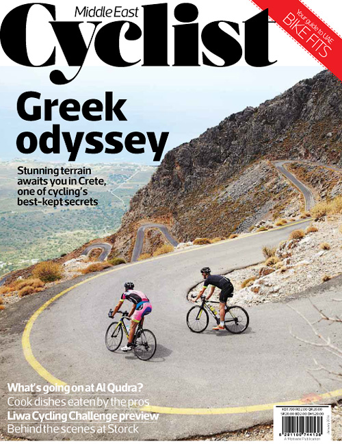 Cyclist Middle East - January 2016
