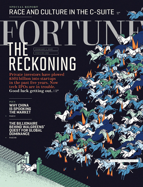 Fortune - 1 February 2016