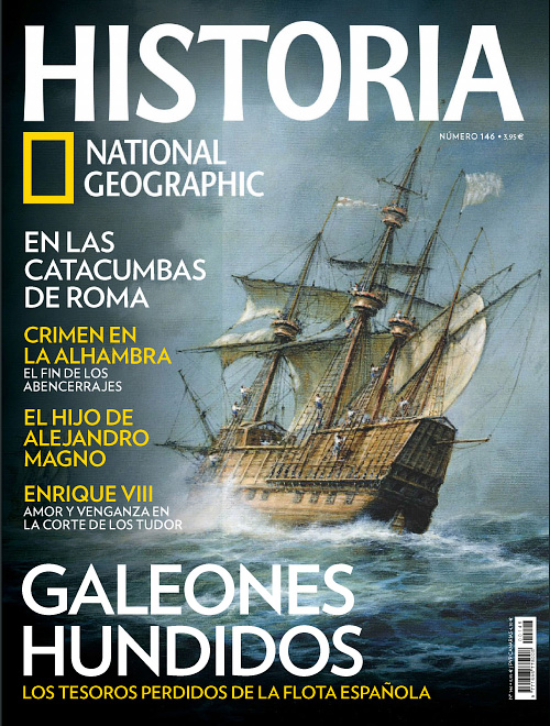 Historia National Geographic - Febrero 2016