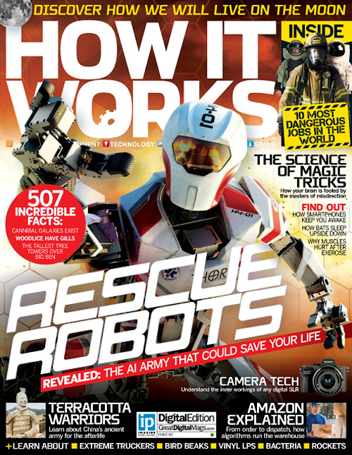 How It Works - Issue 82, 2016