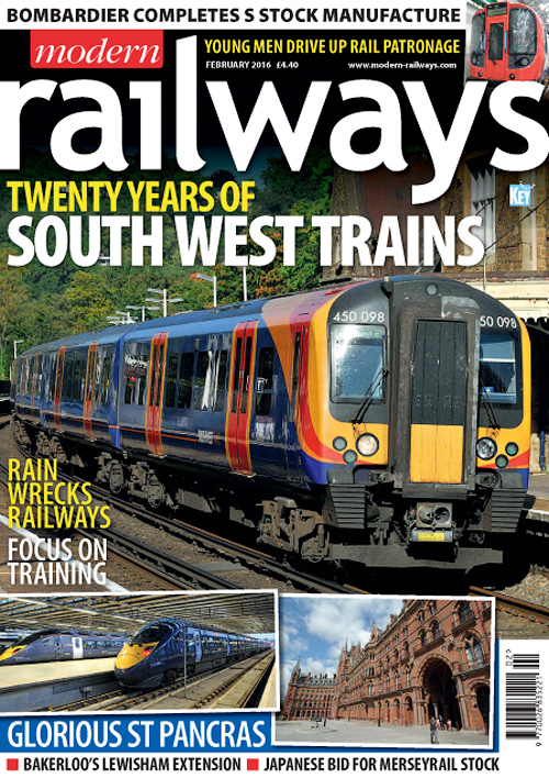 Modern Railways - February 2016