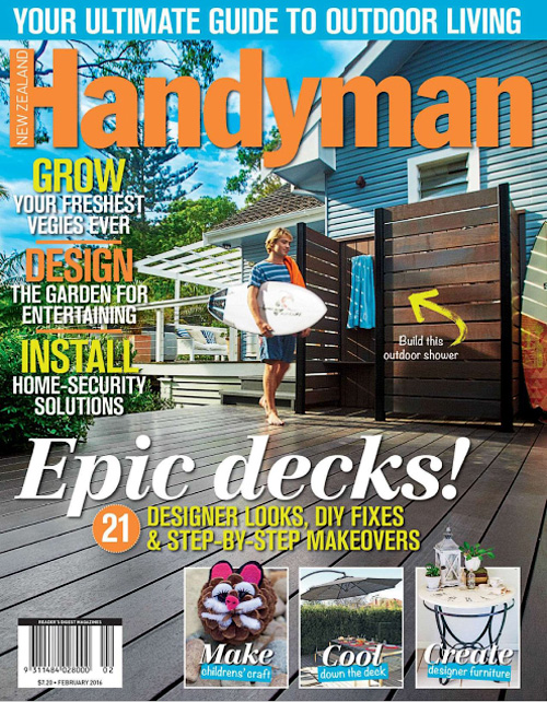 New Zealand Handyman - February 2016