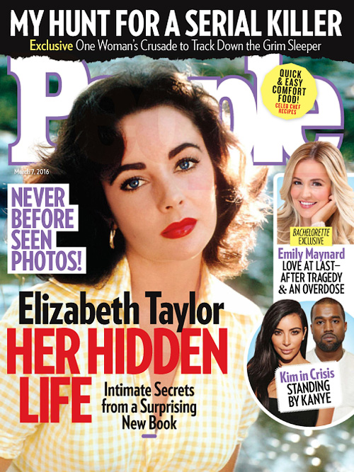 People USA - 7 March 2016