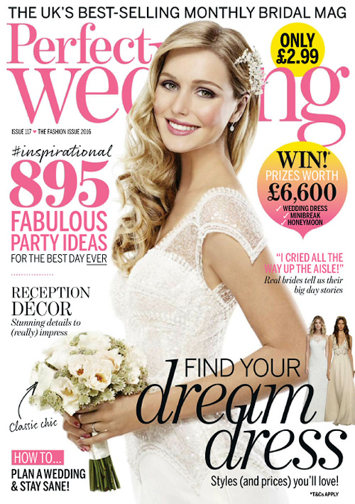 Perfect Wedding - The Fashion Issue 2016