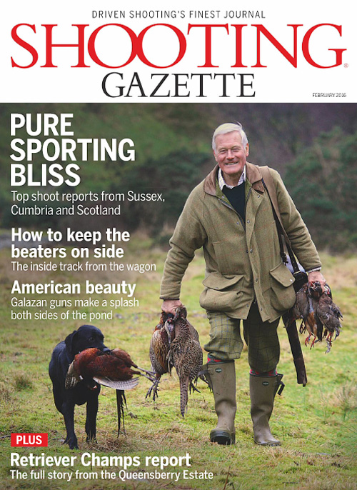 Shooting Gazette - February 2016