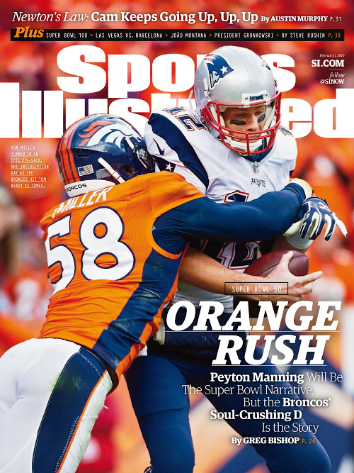 Sports Illustrated - 1 February 2016